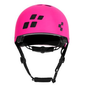 Cube Dirt Helmet pink